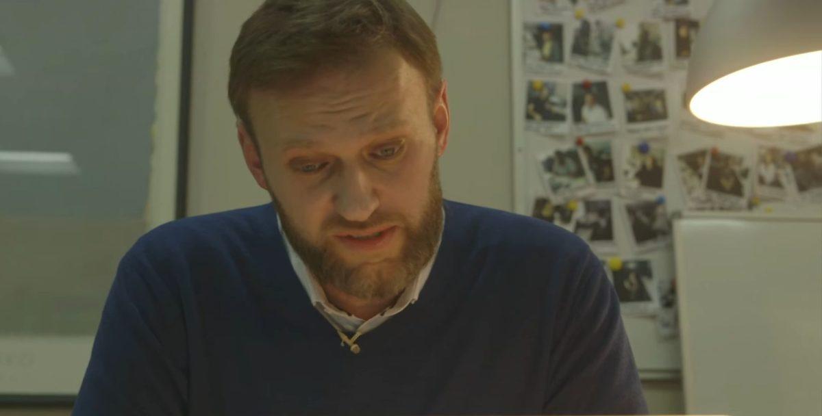 Priveden lider ruske opozicije Aleksej Navalni