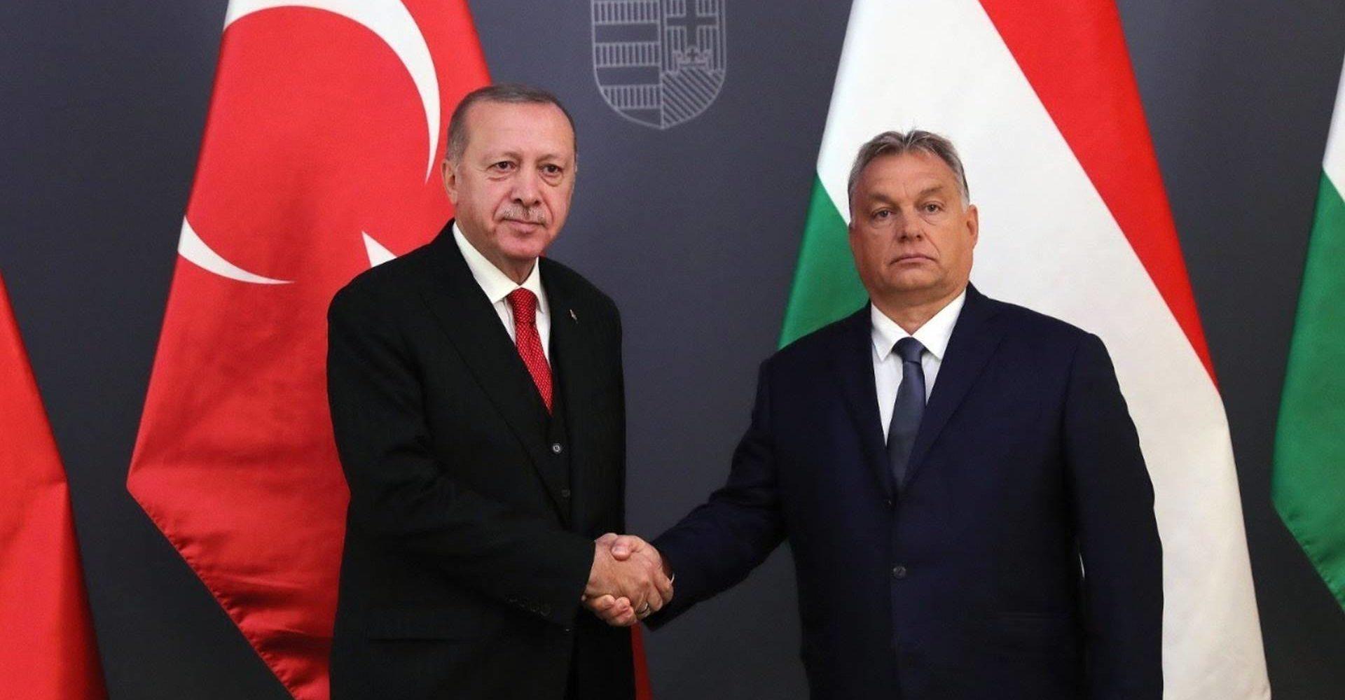 SVAKI POKUŠAJ UKLANJANJA ERDOGANA PRIJETNJA JE I NAMA! Orban: Sigurni smo dok se možemo dogovoriti s Erdoganom!